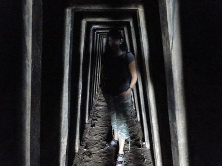 Túneles de Vinh Moc en la Zona Desmilitarizada Vietnam