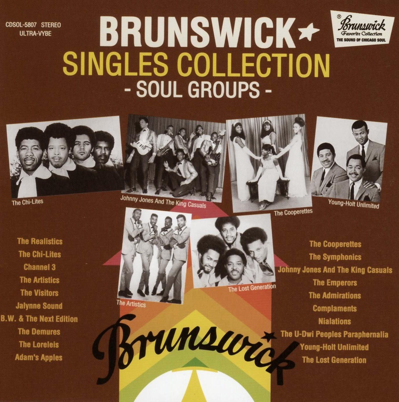 The who brunswick singles