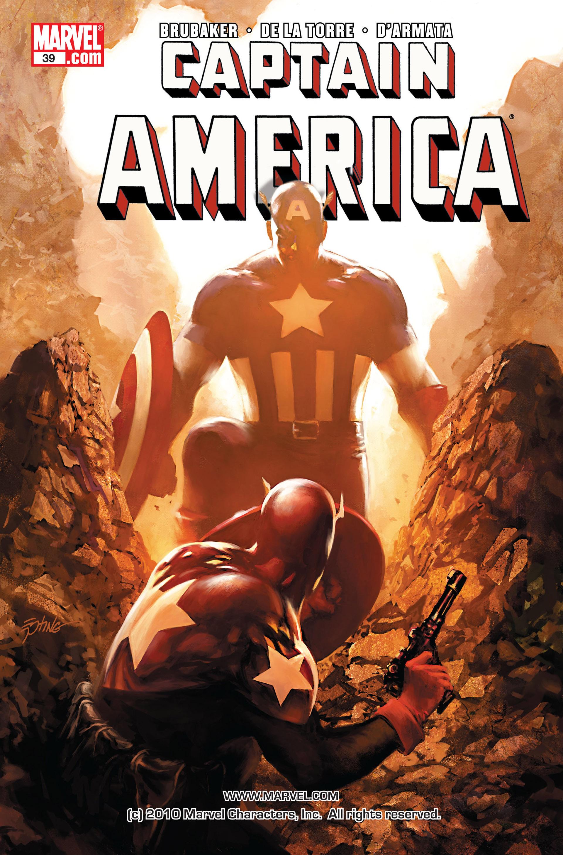 Captain America (2005) Issue #39 #39 - English 1