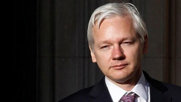 Julian Assange exige libertad a Reino Unido y Suecia