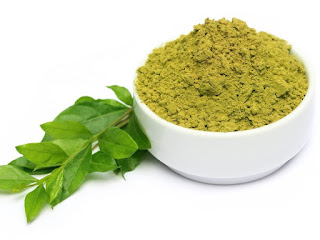 heena leaves or powder