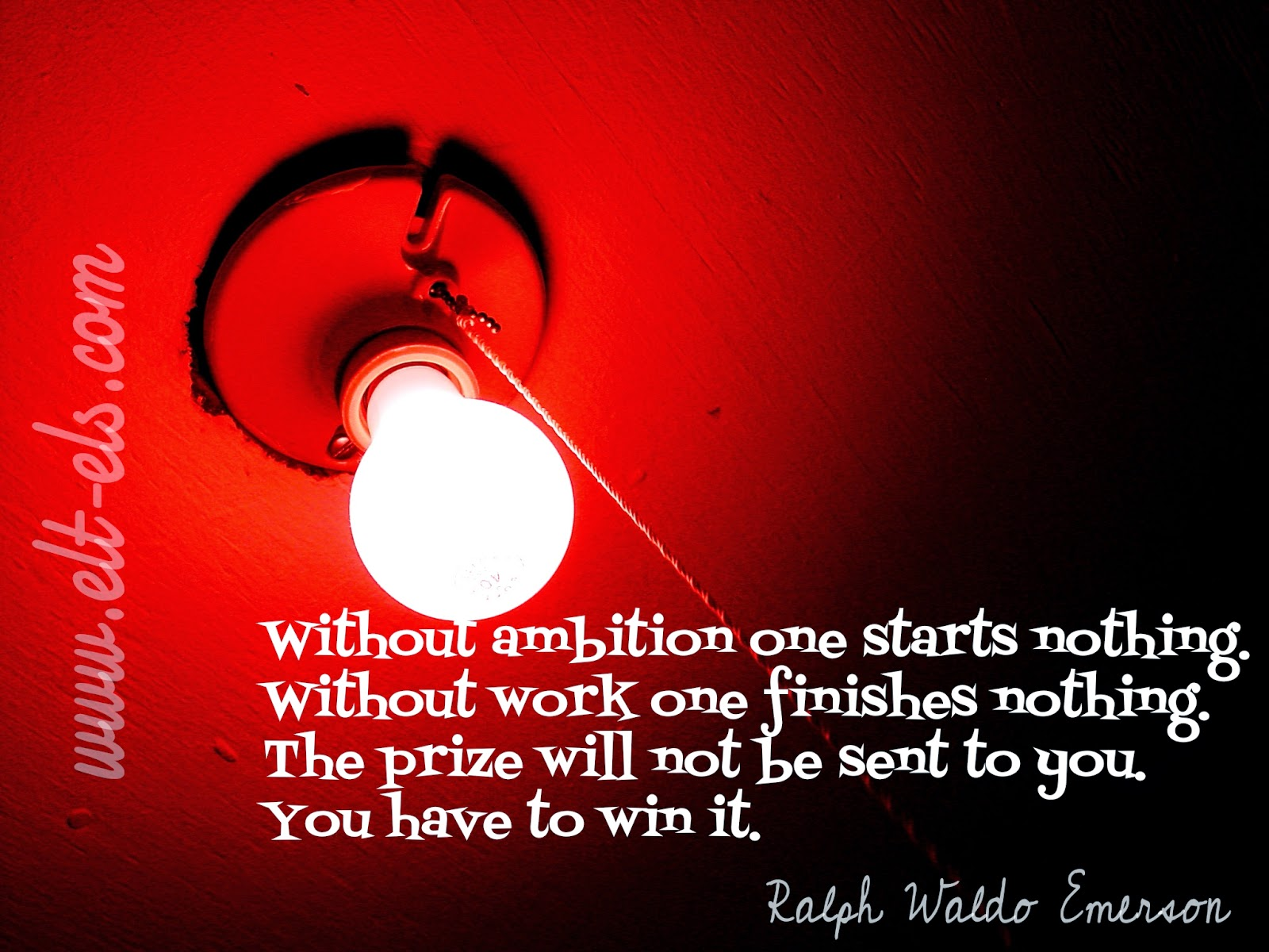Ambition And Working
