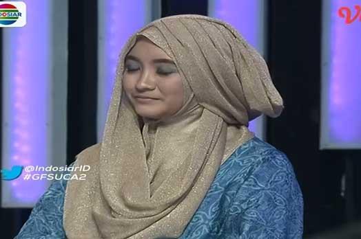 4 Foto komika Arafah tercantik di babak Grand Final SUCA2