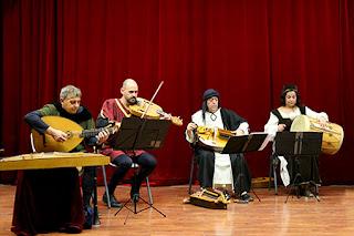 Concert Menestrils Casa de la cultura Barx