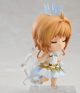 "Nendoroid Sakura Kinomoto CLEAR Ver. de ""Card Captor Sakura Clear Card"" - Good Smile Company"