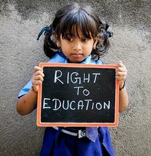 girls right to living and education
