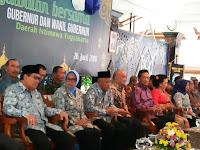 Gubernur DIY Hadiri Syawalan Di Sleman