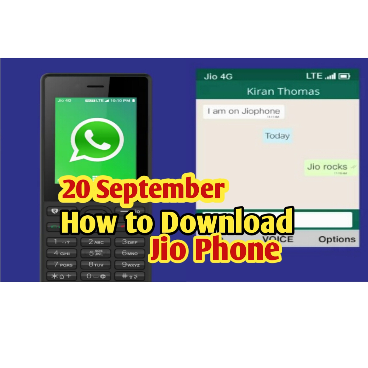jio video calling apps download