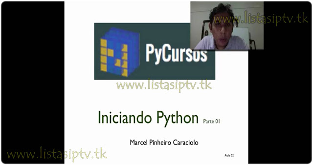 Add-on - PyCursos - KODI - Aulas de Python para iniciantes
