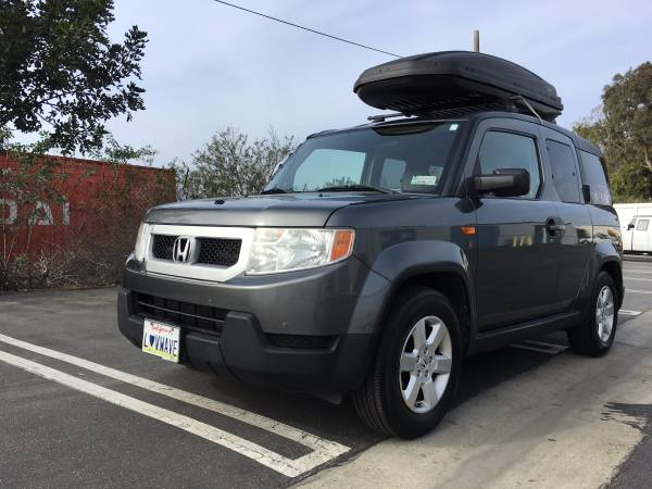 2011 Honda Element 4x4 For Sale