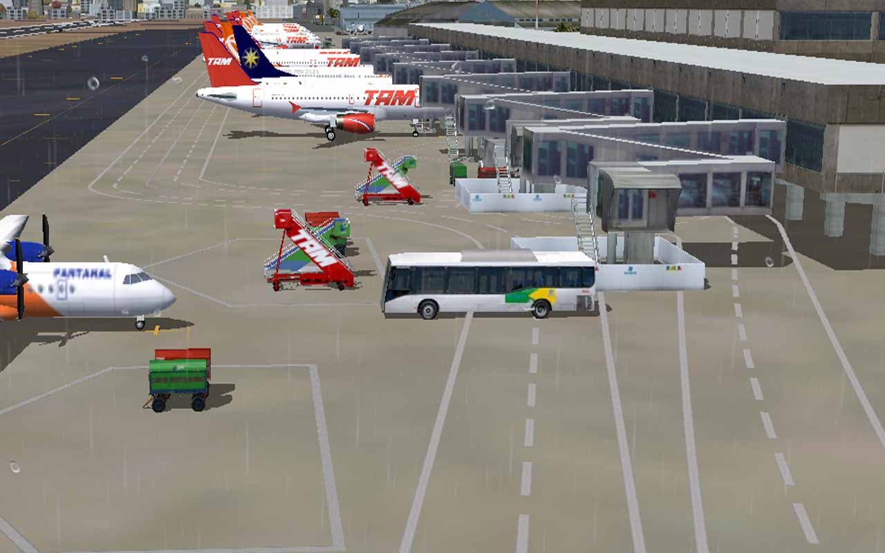 aeroporto de congonhas para fsx