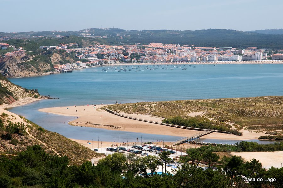 click on photo to discover more of the Silver Coast, Portugal