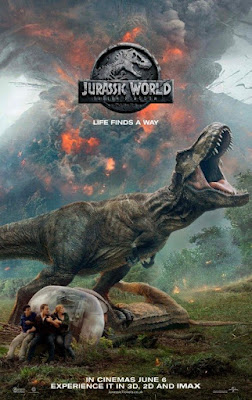 Jurassic World Fallen Kingdom 300MB Hindi HD Movie Download