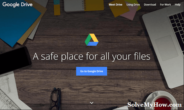 free google drive space