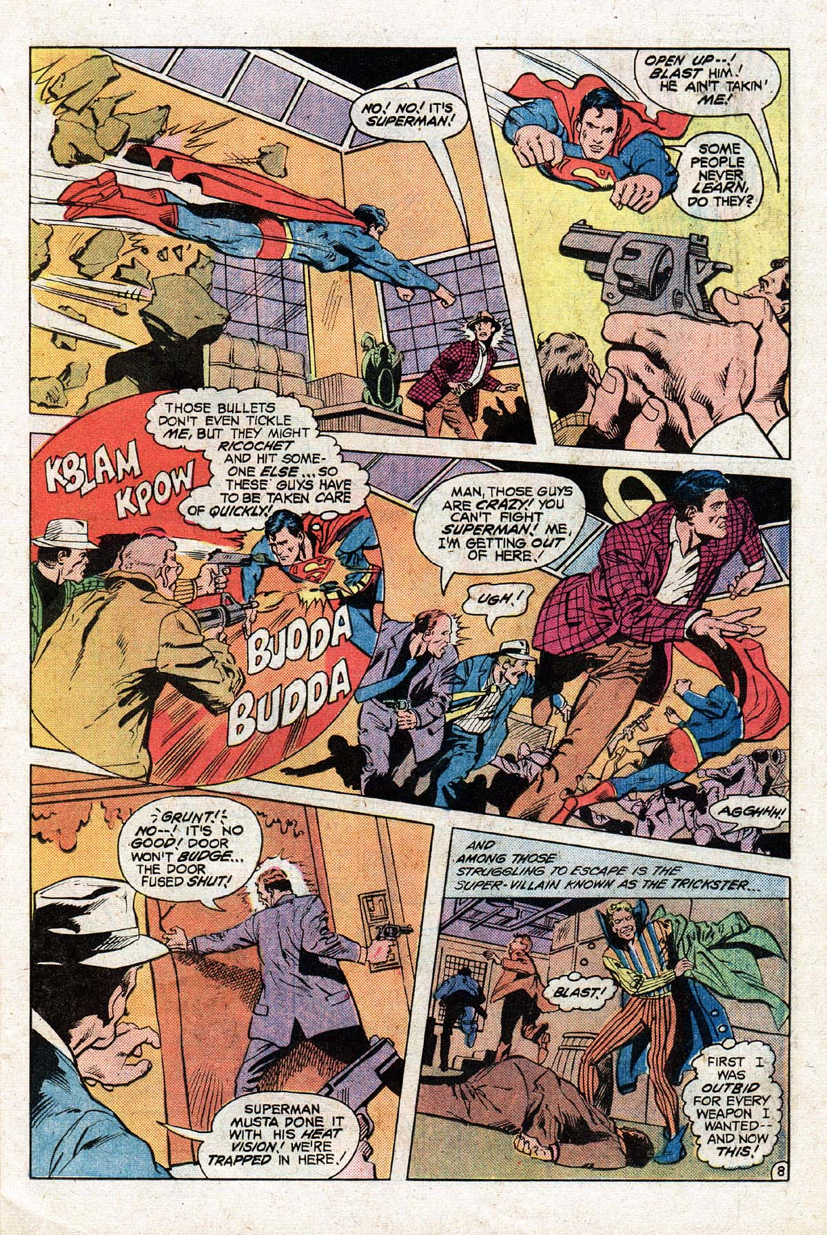 Read online World's Finest Comics comic -  Issue #280 - 10