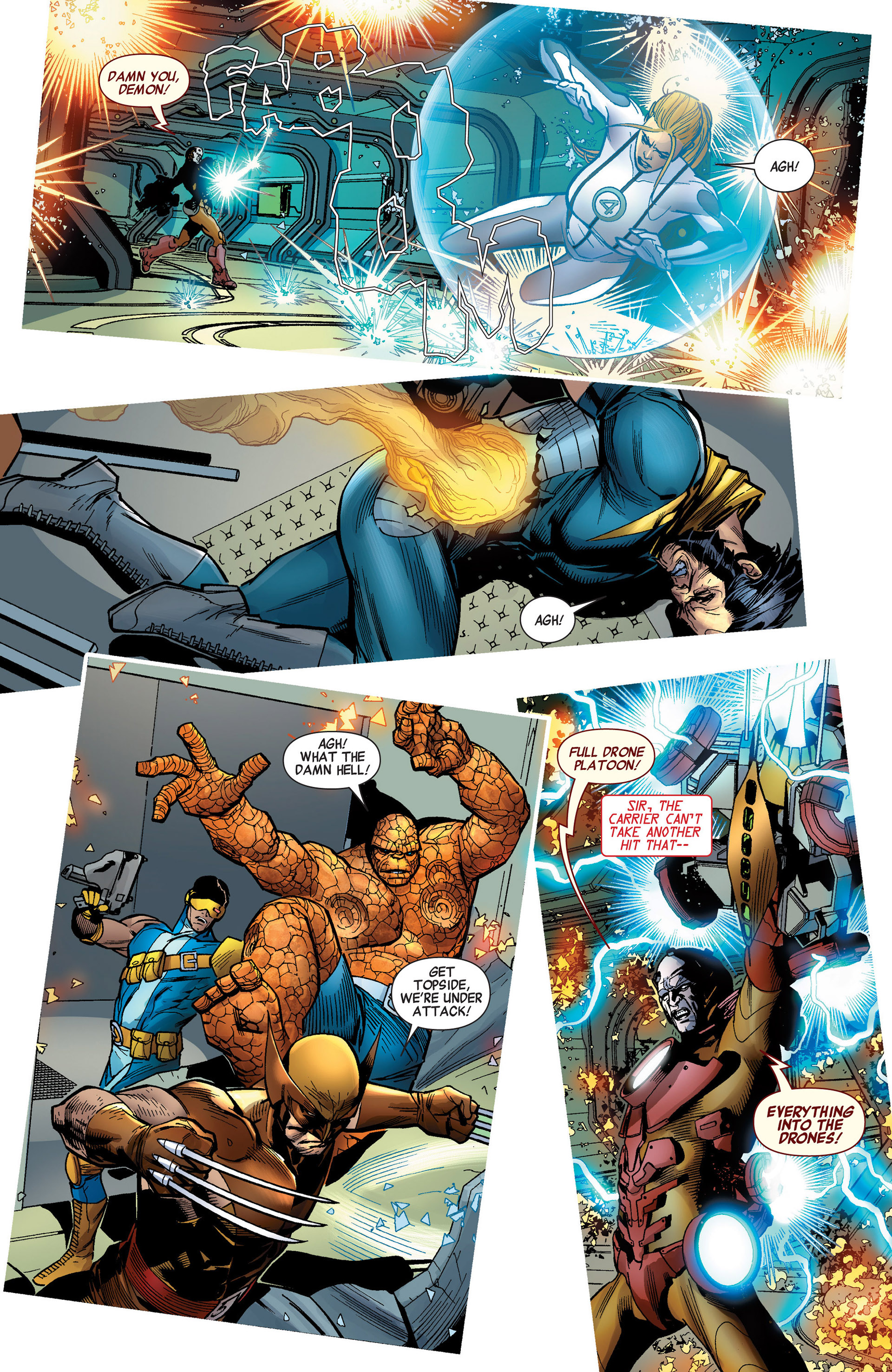 Read online Age of Ultron comic -  Issue #8 - 15