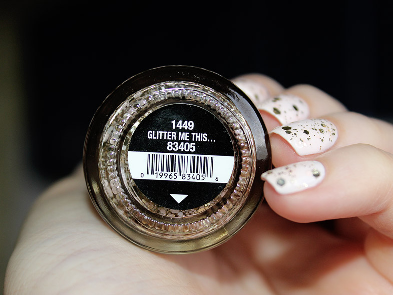 China Glaze Glitter Me This 83405