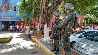 Forças Armadas podem vir para Niterói (RJ)