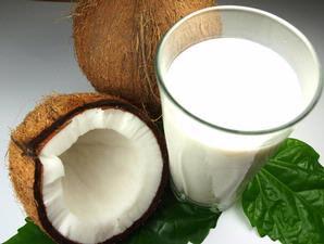 santan, coconut milk, santan