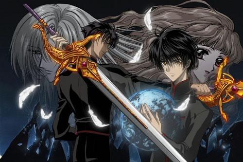 X Anime Serie