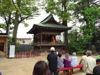 久伊豆神社太々神楽(平成26年4月29日)