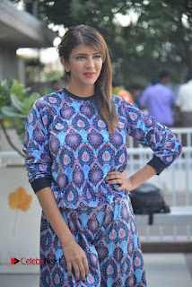 Actress Lakshmi Manchu Pictures at Lakshmi Bomb Movie Interview  0042.JPG