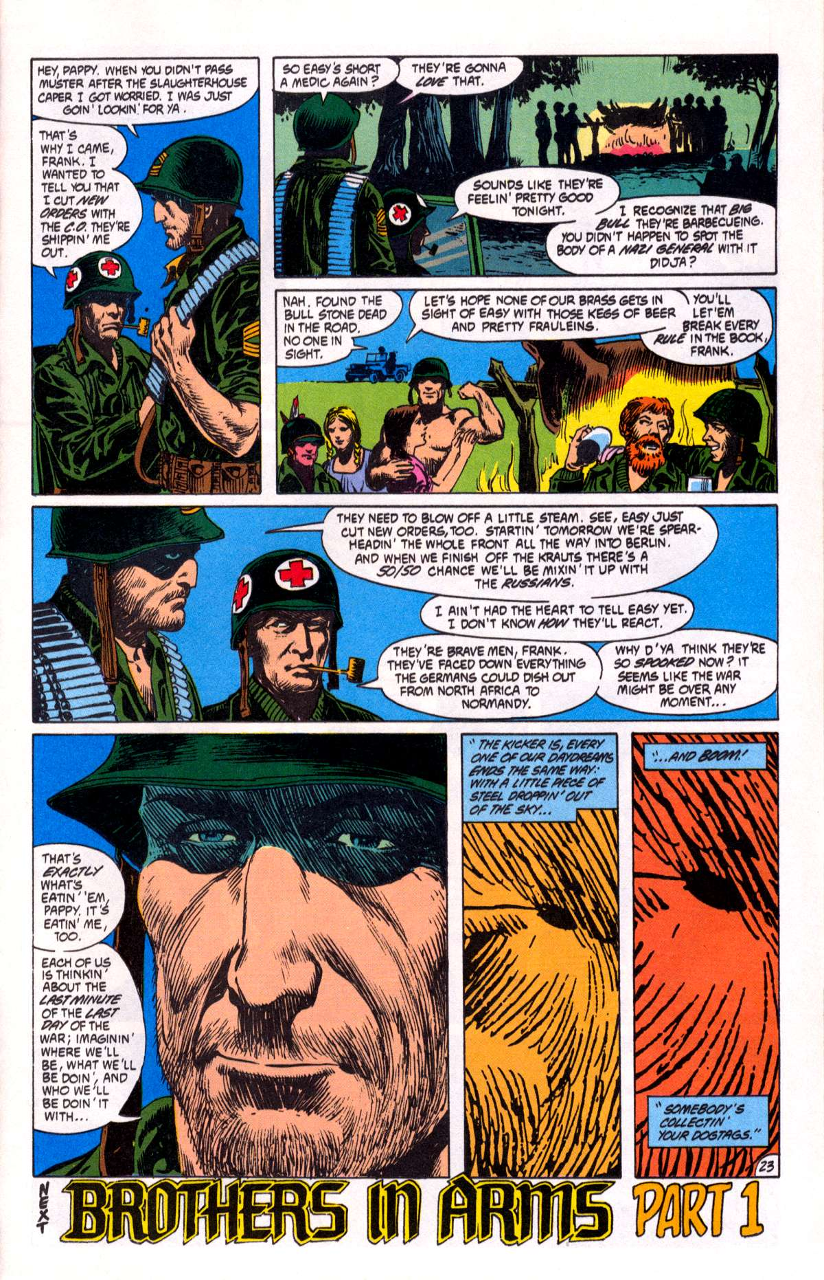Swamp Thing (1982) Issue #82 #90 - English 24