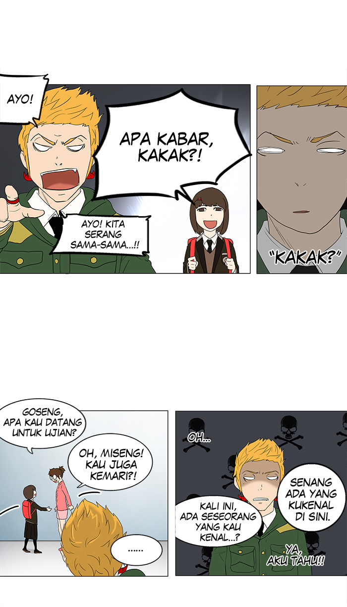 Tower of God Bahasa indonesia Chapter 81