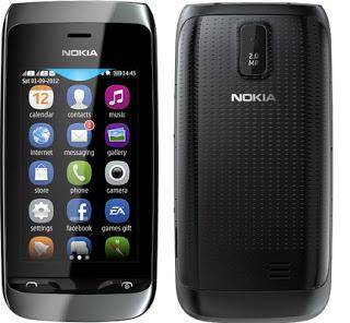 Nokia 308 RM-838