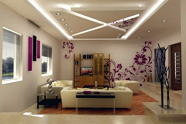 Lastest Home Designs Ceiling Designs For Drawing Room