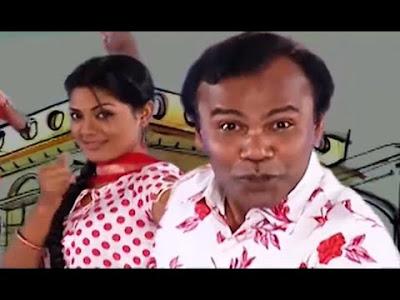 F R Babu and Nusrat Imroz Tisha