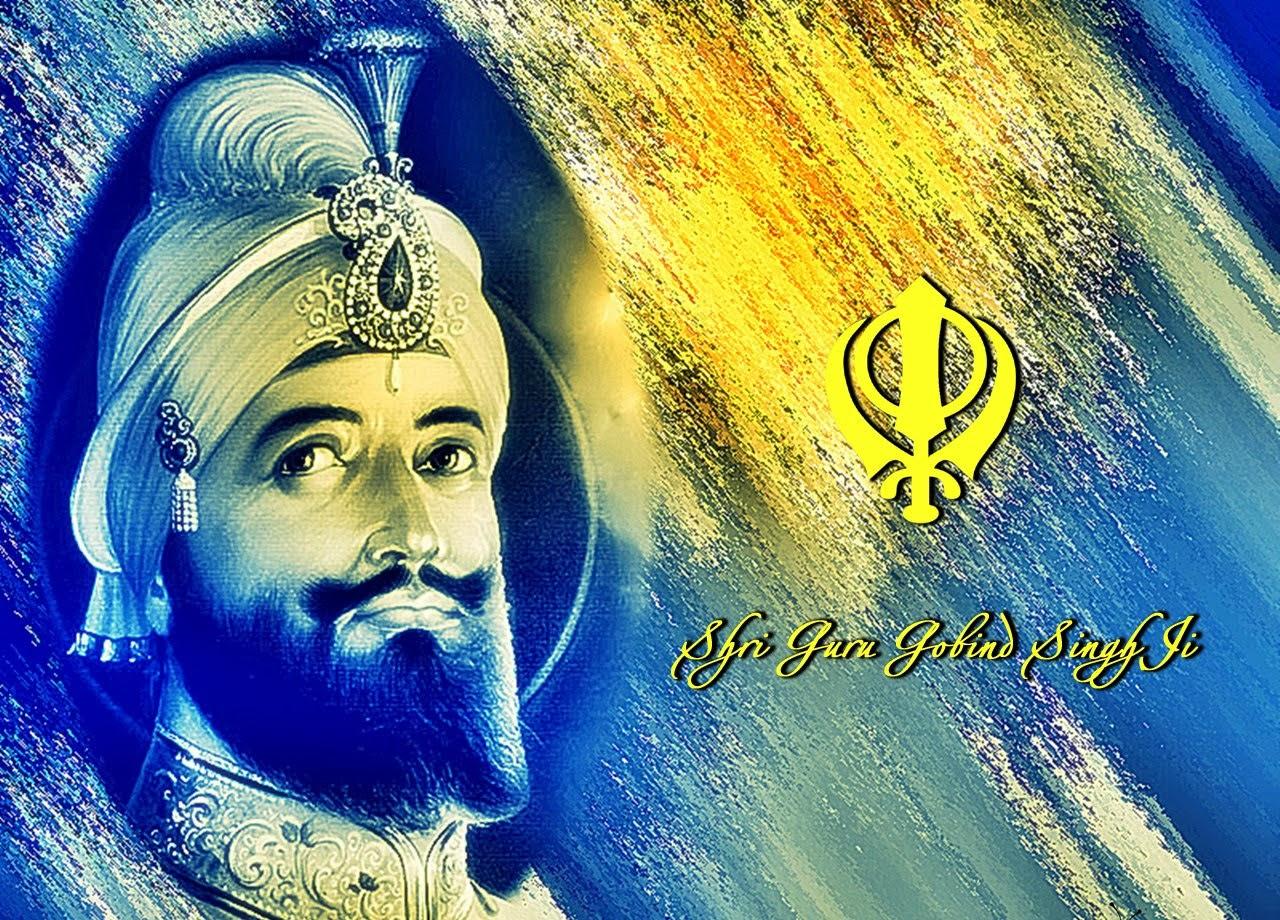 Missing beats of life happy guru gobind singh jayanti - Shri guru gobind singh ji wallpaper ...