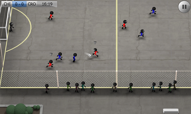 Download Stickman Soccer Classic MOD APK terbaru