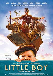 Cartel: Little Boy (2015)