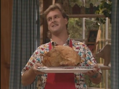 Full House (1987) - Season 1 Episode 9 - House of Triva on The Miracle of Thanksgiving.