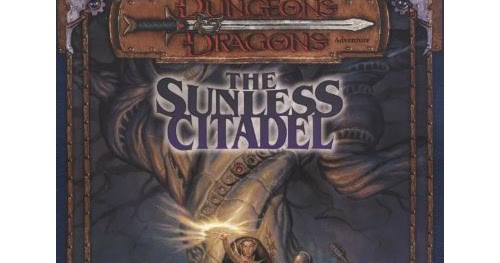Sunless Citadel: Chapter 1