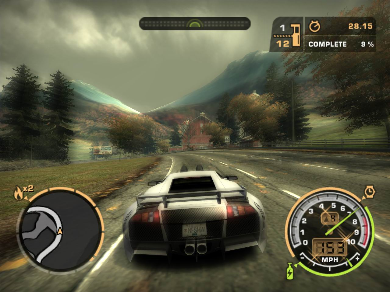 Need For Speed Most Wanted Free Download - Fully Full