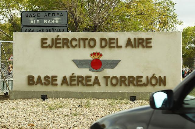 Misterios en Bases Militares Españolas