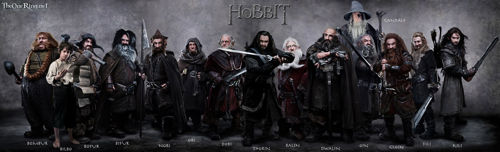Kevin's Miniatures & Hobby Table: The Hobbit