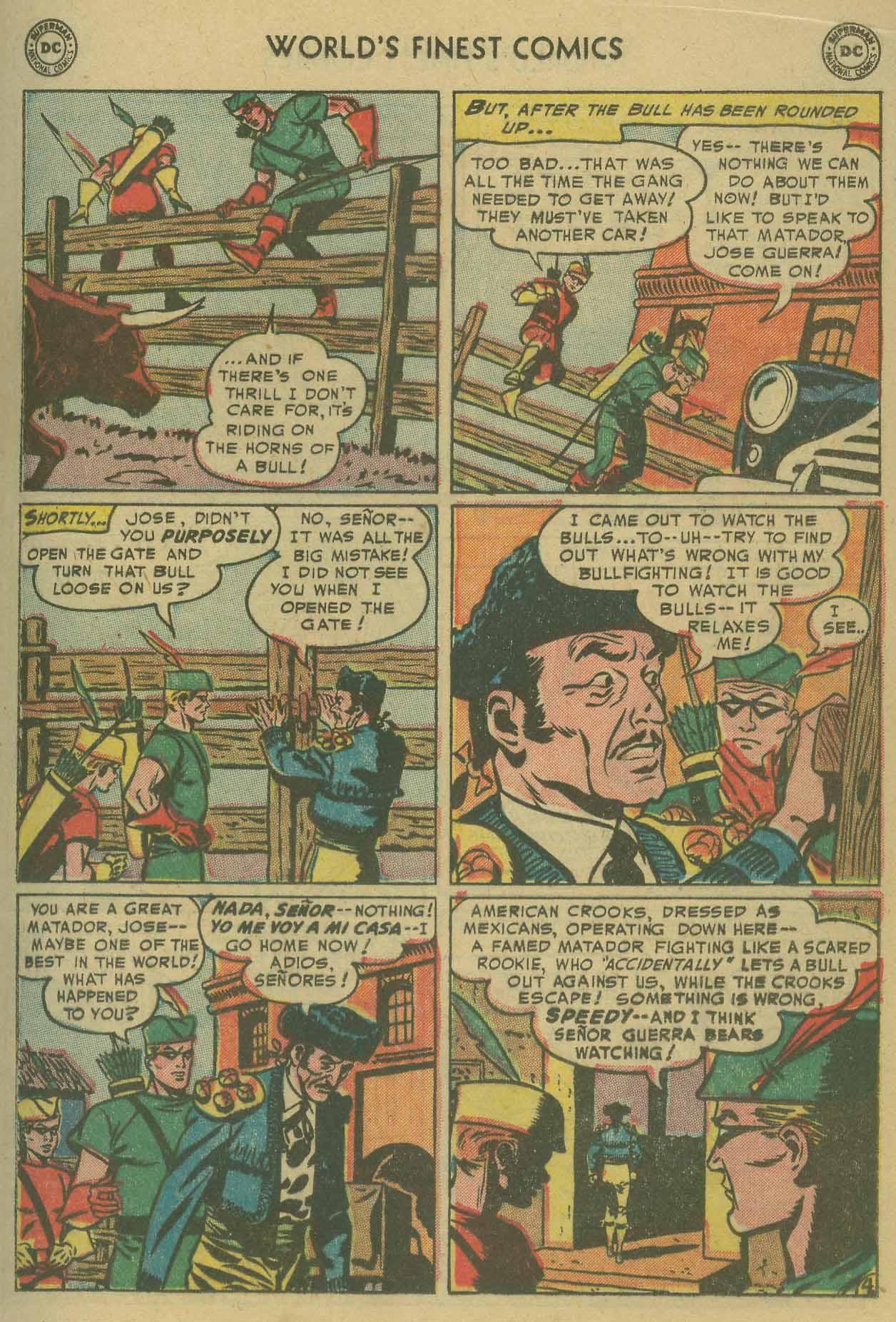 Read online World's Finest Comics comic -  Issue #69 - 31