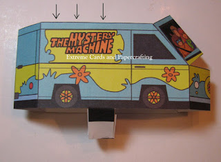 adhere tabs of van