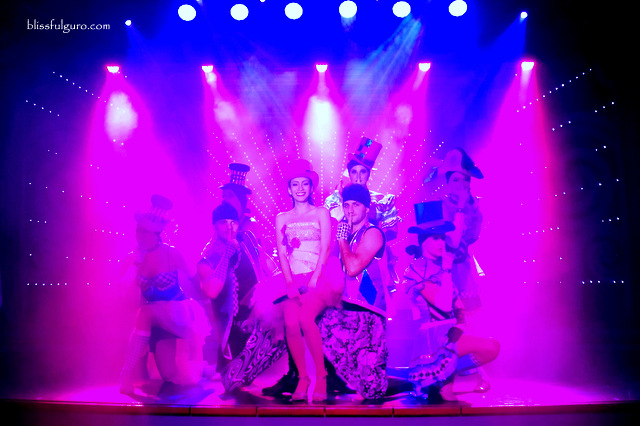 Star Cruises SuperStar Gemini Entertainment