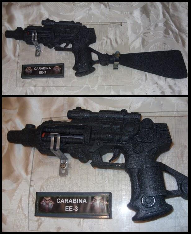 Armas blasters Pacote Lote sabres de luz minifigura Skywalker Star Wars Militar