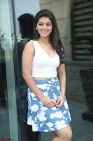 Yamini in Short Mini Skirt and Crop Sleeveless White Top 028.JPG