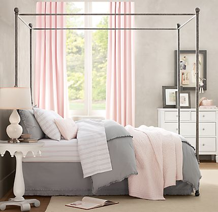 pink and grey bedroom decor glitter glue and paint color inspiration wednesday 19449