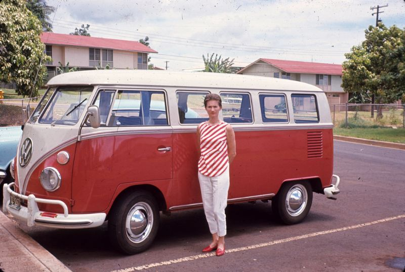 Hippie Van Of The 1960s 36 Amazing Photographs That
