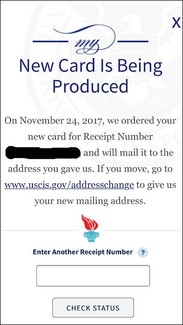 Green Card: Avisos del USCIS