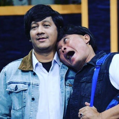 Andre Vakum, 10 Potret Persahabatannya dengan Sule yang Bikin Kangen!