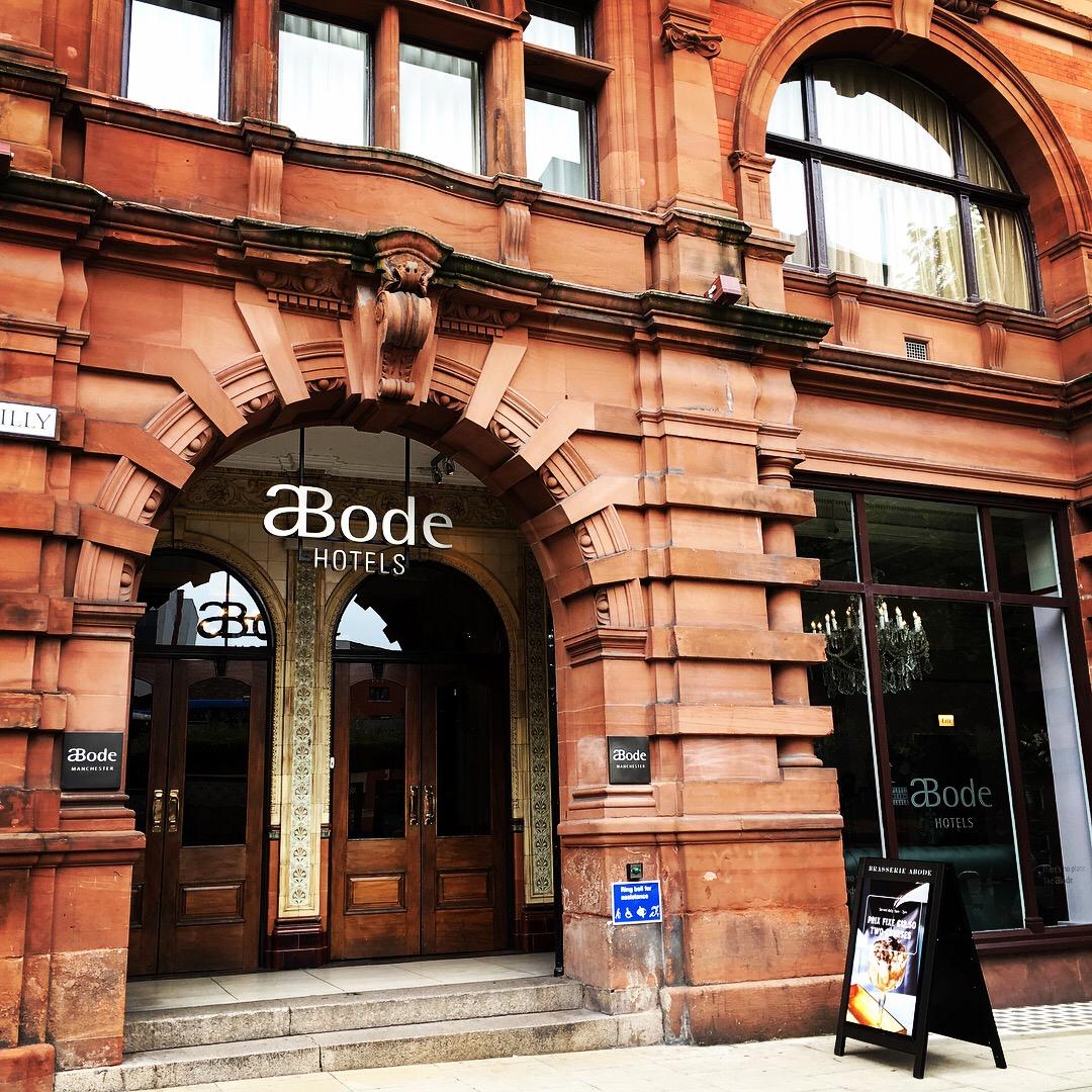 Manchester hotels - Abode