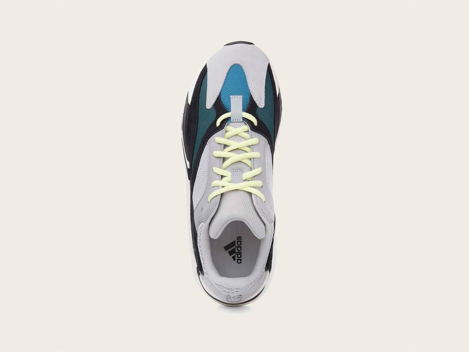 best service 72d52 3c697 Swag Craze: First Look: adidas Yeezy 700 'Wave Runner'